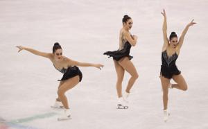 Канадка спечели световната титла, олимпийската шампионка остана пета