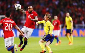 Чили съсече Швеция в последната минута