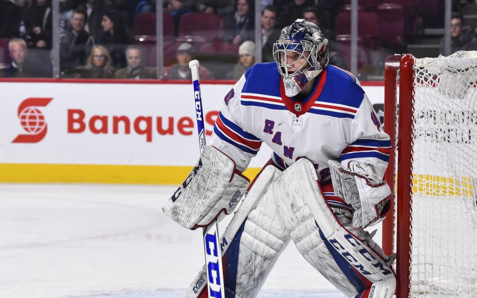 Тежка вечер за Георгиев в НХЛ, Вашингтон надви Ню Йорк Рейнджърс