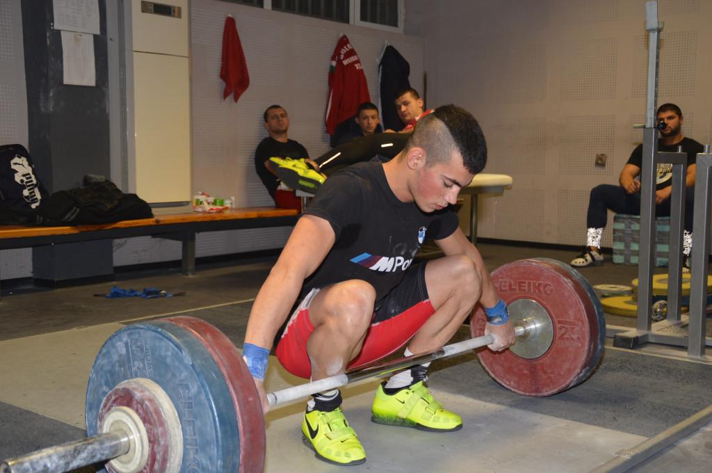 Стилян Гроздев<strong> източник: bgolympic.org</strong>