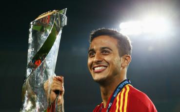 Реал иска юноша на Барселона
