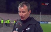 Стамен Белчев: Доволен съм от победата