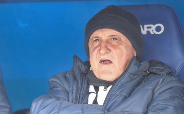 Старши треньорът на Левски Делио Роси заяви след загубата от