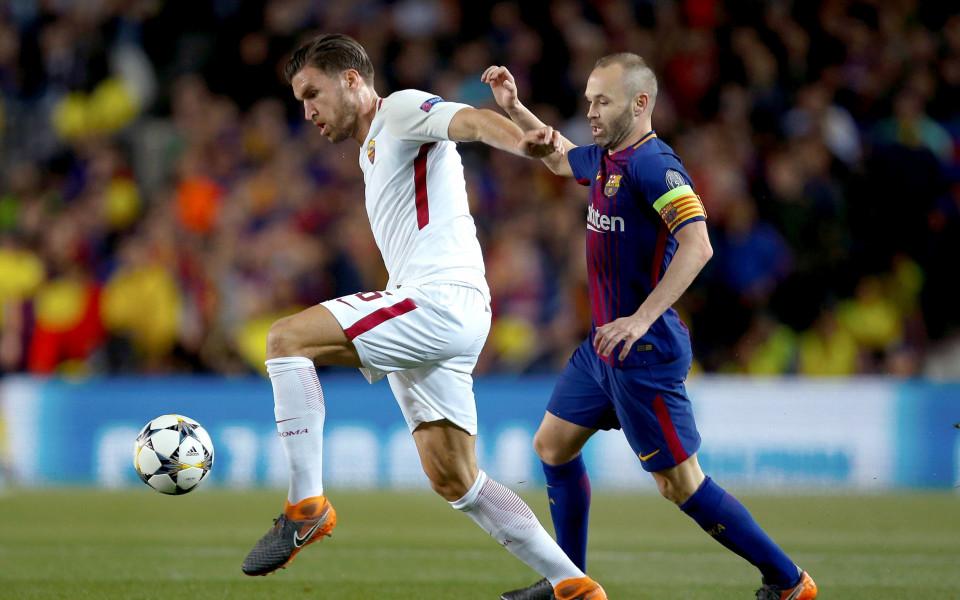 Рома вкара три, но загуби тежко от Барселона