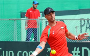 Димитър Кузманов аут в първия кръг на турнира в Сибиу