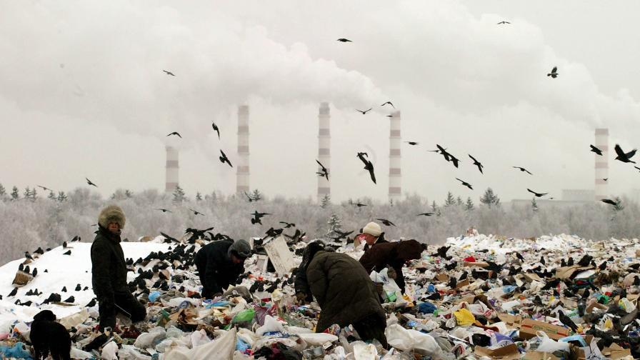 BBC: Мръсната, токсична тайна на Москва