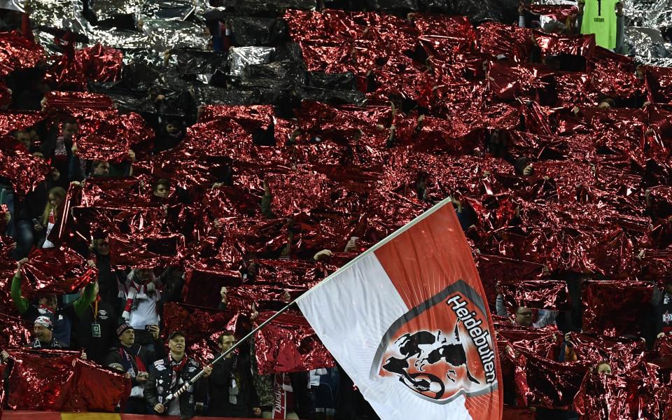 РБ Лайпциг взе крехка преднина срещу Марсилия