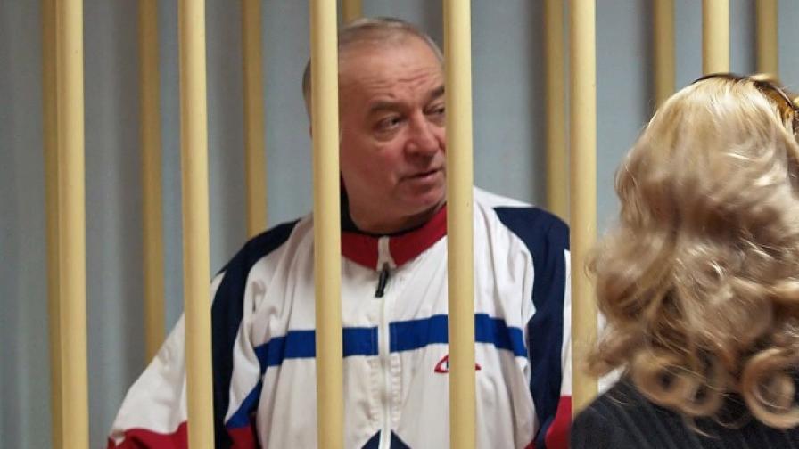 Сергей Скрипал е изписан от болницата