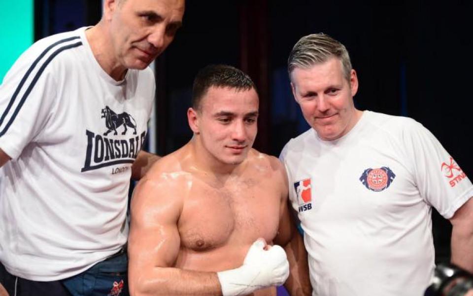 Панталеев и Димитров с победи в WSB сериите