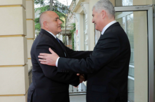 Бойко Борисов и Драган Чович