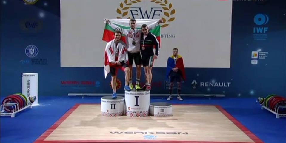 Вдигане на тежести<strong> източник: bgolympic.org</strong>