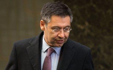 Президентът на Барса: Погба? Остават почти 20 дни до края на трансферния пазар