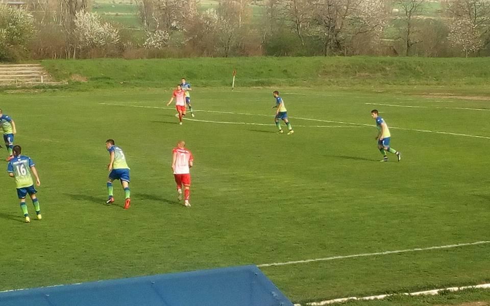 Ботев Ихтиман отстъпи на Левски U19 в контрола