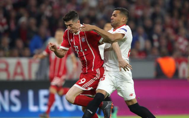 Байерн Мюнхен посреща Севиля в реванш от четвъртфиналите на Шампионската
