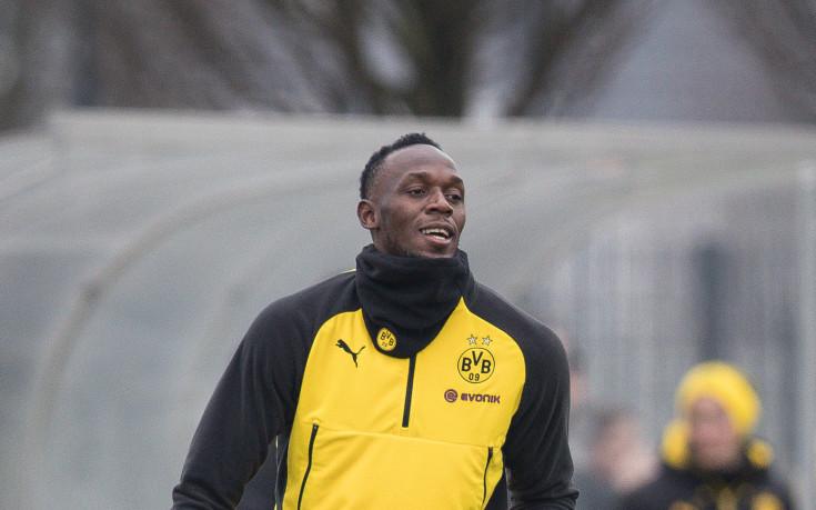 Става сериозно: Болт ще кара официални проби в Дортмунд