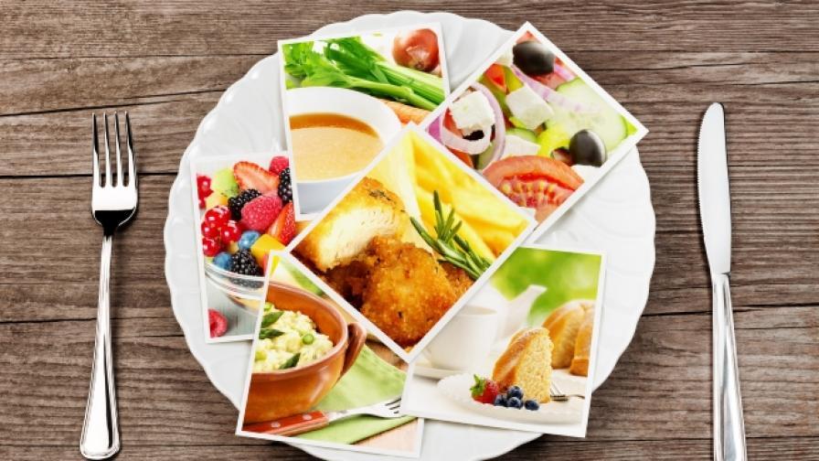 Какво да хапваме, когато сме прекалили