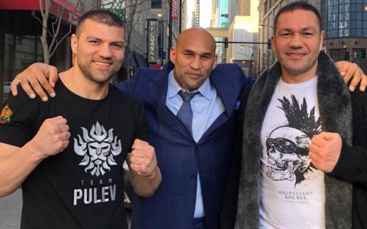 Тервел Пулев ще се боксира пред 20 000 в Чикаго
