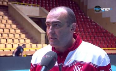 Найден Найденов: Бих предпочел да водя отбор в България