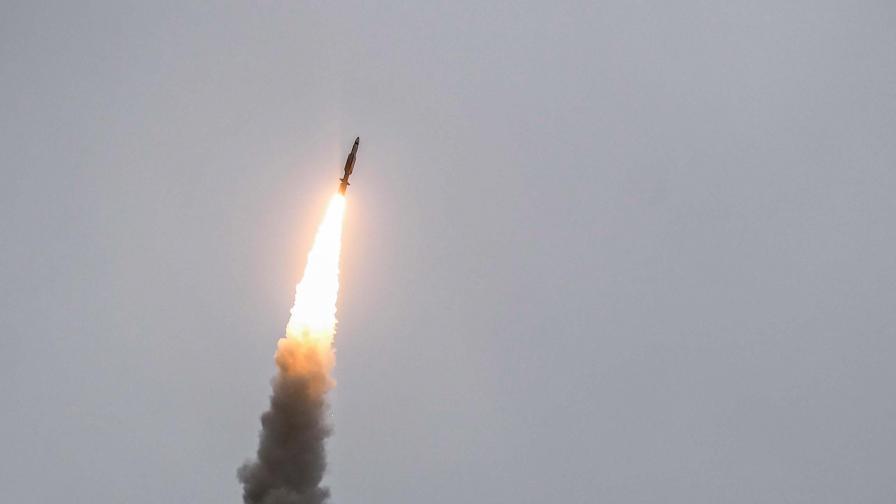 САЩ: Нито една от нашите ракети не е свалена от Сирия