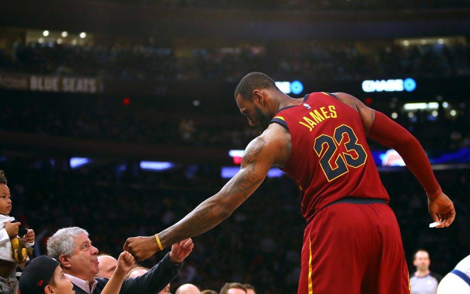 НБА с нов рекорд за посещаемост в редовния сезон