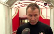 Белчев: Ще се справяме с тези, с които разполагаме