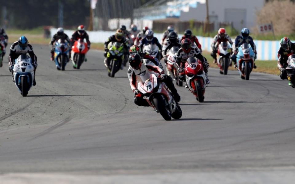 С исторически рекорд за България завърши Европейския шампионат по мотоциклетизъм