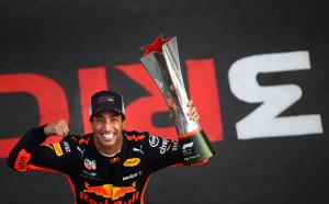 Рикиардо: Аз скучни състезания не печеля