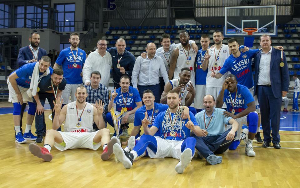 Тодор Стойков след успеха на Левски Лукойл: Тимът има по-голям потенциал
