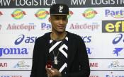 Каранга: Ще направя всичко възможно да си тръгна с трофей от ЦСКА