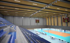 ВК Левски отбелязва втория етап от строителството на зала София Парк