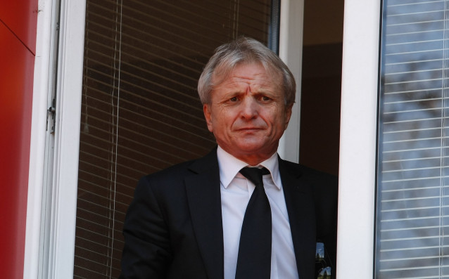 Благодетелят на ЦСКА Гриша Ганчев уважи представянето на автобиографията на