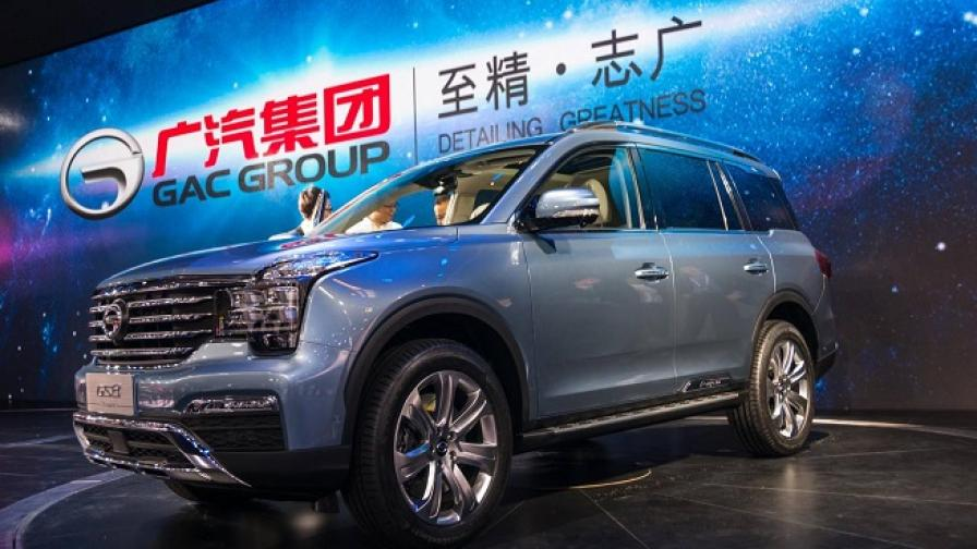 Китай отваря авто пазара си за Запада