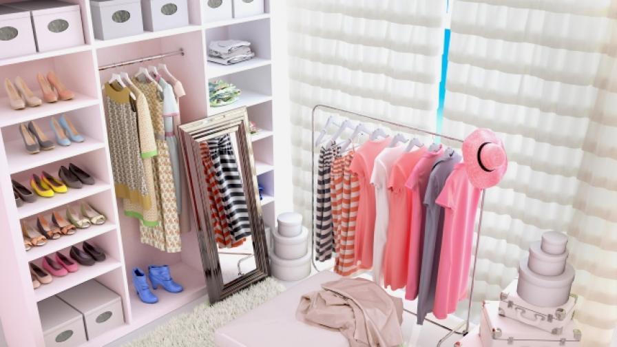 Какво да изхвърлим от гардероба пролетта (СНИМКИ)