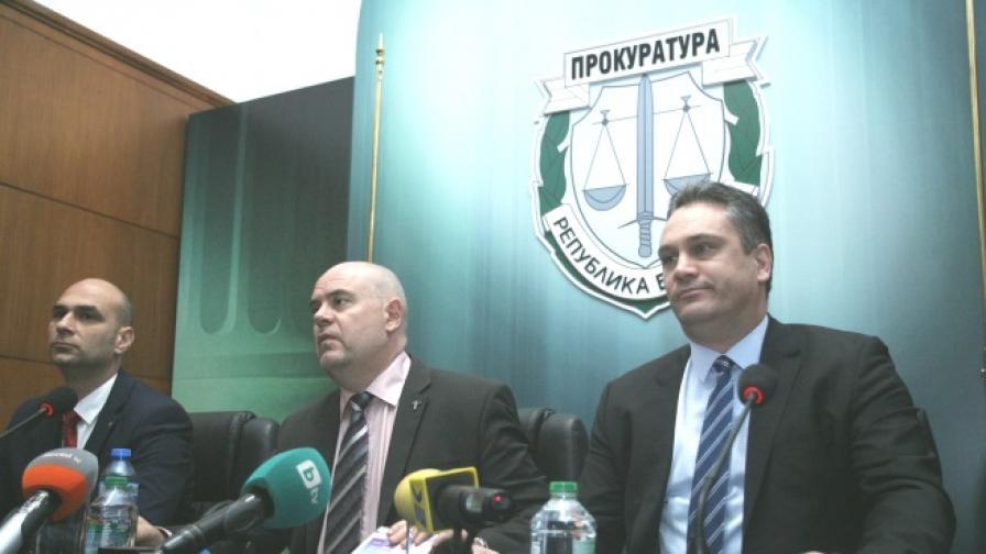 Прокурор Гешев: Иванчева е договорила 1 млн. подкуп