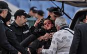 Над 20 левскари арестувани заради ранената полицайка