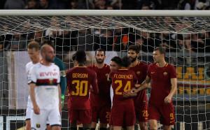 Рома се завърна на третото място в Серия А