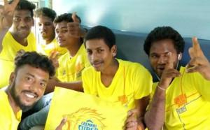 Индийски тим с уникален жест към феновете
