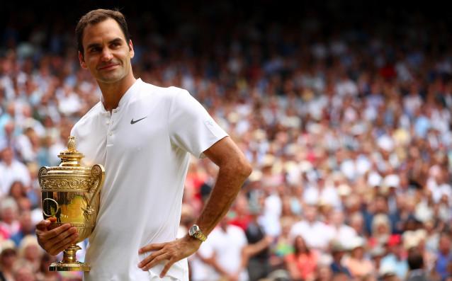 97-кратният шампион от турнири на АТР и носител на 20