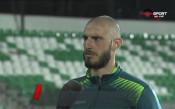 Георги Божилов: Бяхме по-добрият отбор и закономерно победихме
