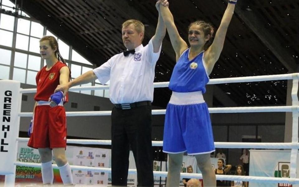 Две български победи на Европейското за девойки в Италия