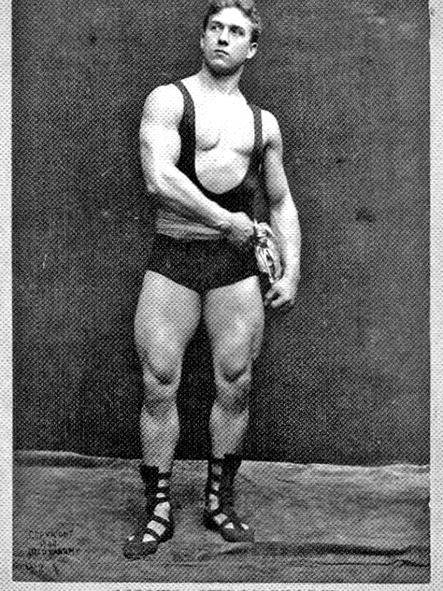 Лионел Стронгфорд