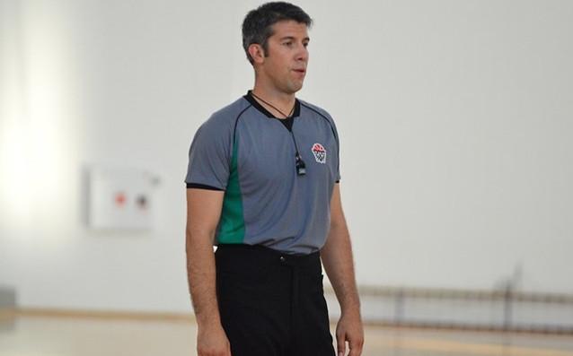Българският баскетболен рефер Мартин Хорозов получи поредното признание от ФИБА.