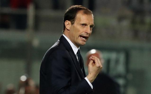 Треньорът на Ювенус Масимилиано Алегри настоя, че неговият тим ще