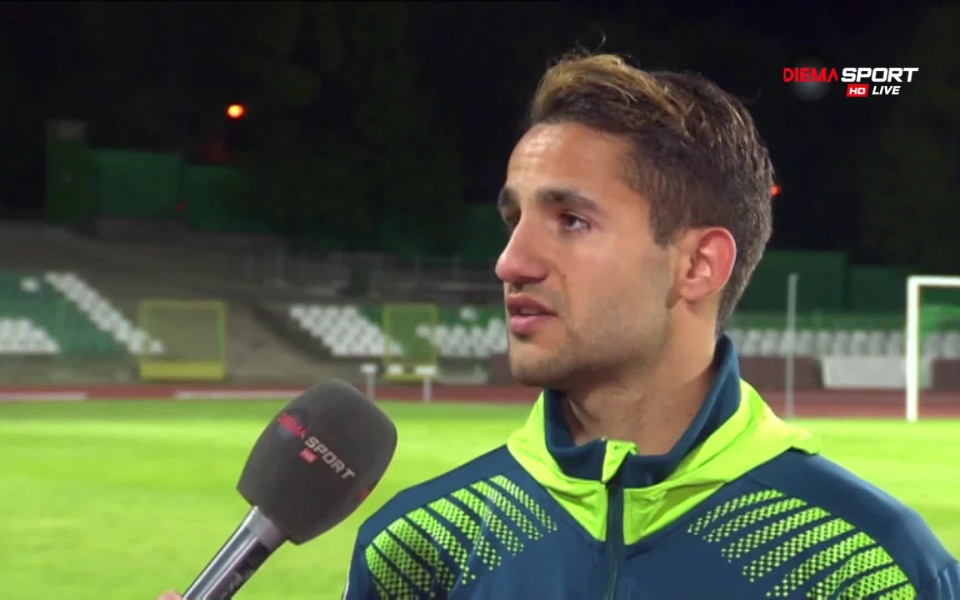 Боби Цонев вкара на Динамо Загреб