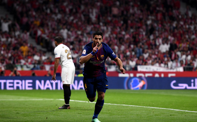 Отборът на Барселона направи за смях тима на Севиля във