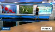 Прогноза за времето (22.04.2018 - обедна емисия)