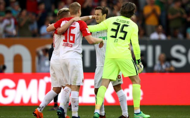 Аугсбург победи Майнц с 2:0 в мач от 31-ия кръг