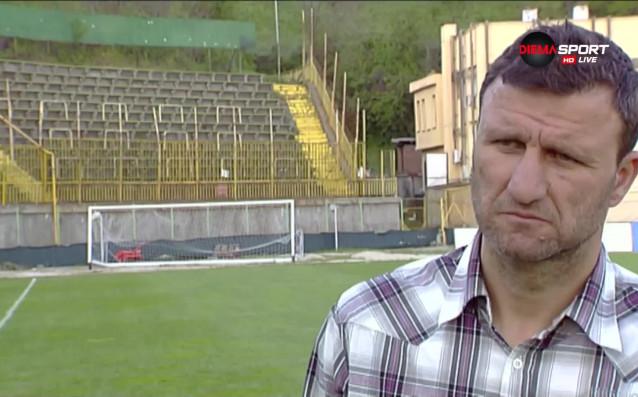 Старши треньорът на Витоша Бистрица Костадин Ангелов изрази разочарование от