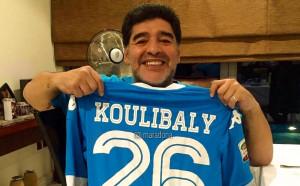Марадона: Благодаря, Кулибали!!!