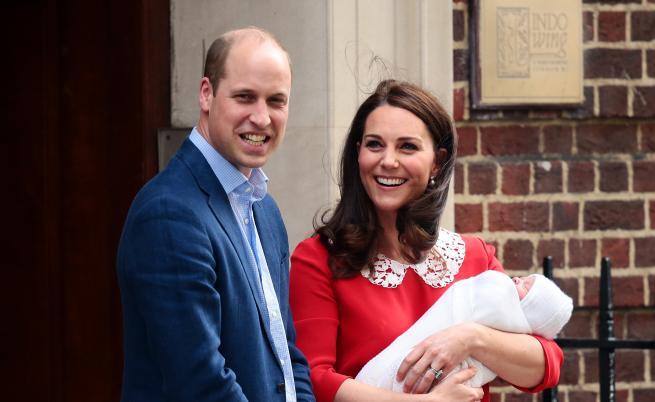 Най-малкият британски принц празнува днес